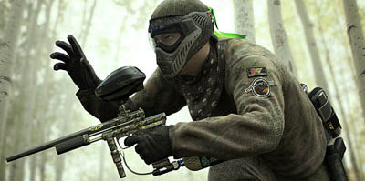 Paintball Exeter