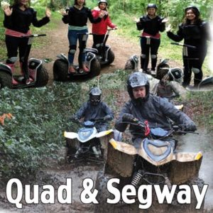 quad and segway exeter devon