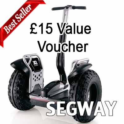 segway £15 value