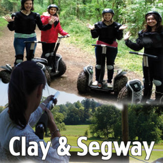 clay and segway exeter devon