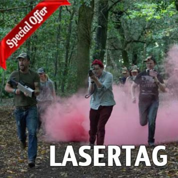 laser tag exeter devon
