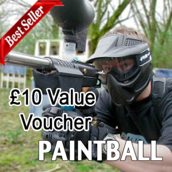 paintball exeter voucher
