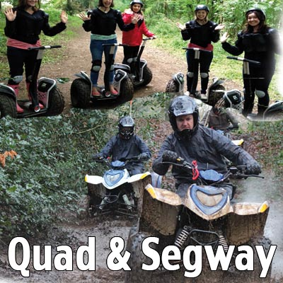 quad and segway exeter devon