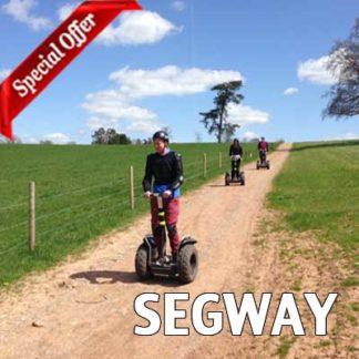 segway 1 hour