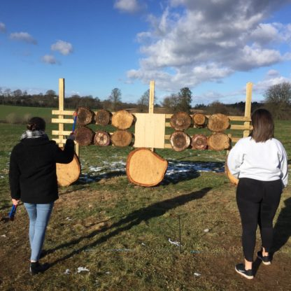 Axe Throwing devon