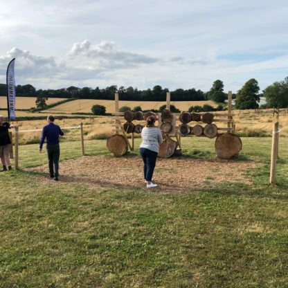Axe Throwing gift voucher exeter devon