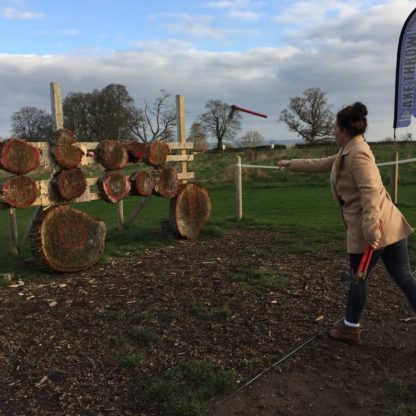 Axe Throwing exeter