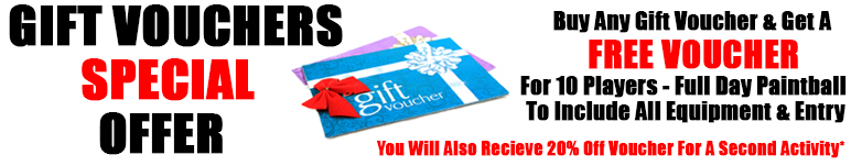 Gift voucher offer exeter devon
