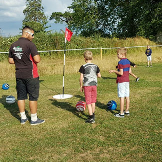 foot golf Devon