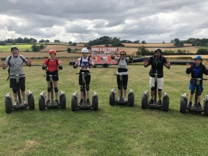 Plymouth segway