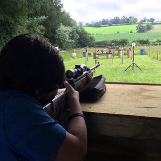 air rifles experience exeter devon